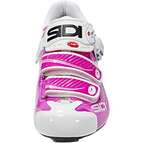 Sidi Alba Shoes Damen fuxia/white